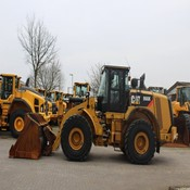 Used Wheel loader 966 K – Caterpillar for Sale
